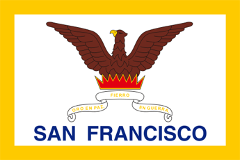 San Francisco Flag
