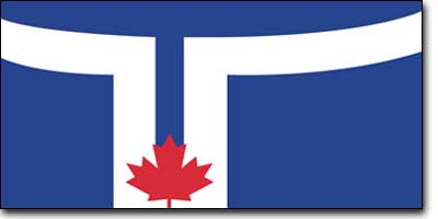 Toronto Flag