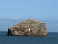 The Bass Rock from Tantallon Castle