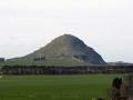 North Berwick Law From Tantallon Castle