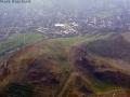 Aerial Edinburgh - Arthur's Seat