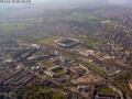 Aerial Edinburgh - Murrayfeild & Tynecastle