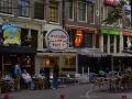 Amsterdam Netherlands 2004 Leiden Square