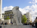 Amsterdam Netherlands 2004 National Monument Lion
