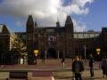 Amsterdam Netherlands 2004 Rijksmuseum