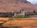 Kilchurn Castle Dalmeny 4