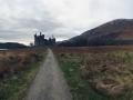 Kilchurn Castle Dalmeny Panoramic 1