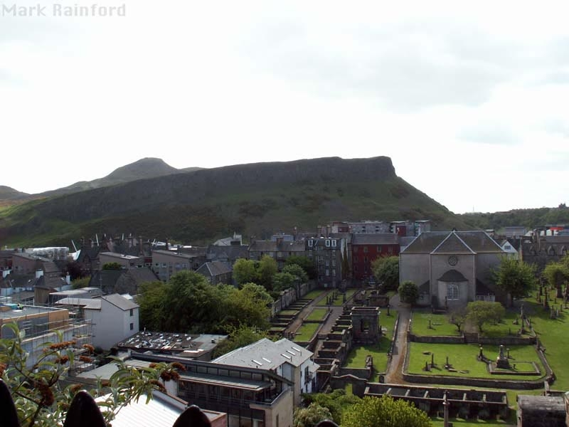 Arthur's Seat, Edinburgh - St Margaret's Loch