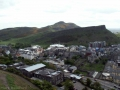 Arthur\'s Seat From Calton Hill