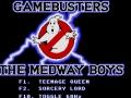 Medway Boys - Menu 2