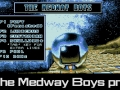 Medway Boys - Menu 6