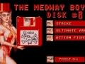 Medway Boys - Menu 8