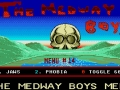 Medway Boys - Menu 14