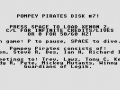 Atari ST - Pompey Pirates Menu 7