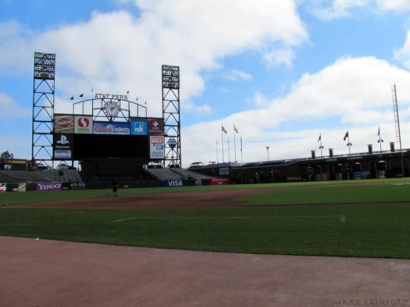AT&T Park, San Francisco