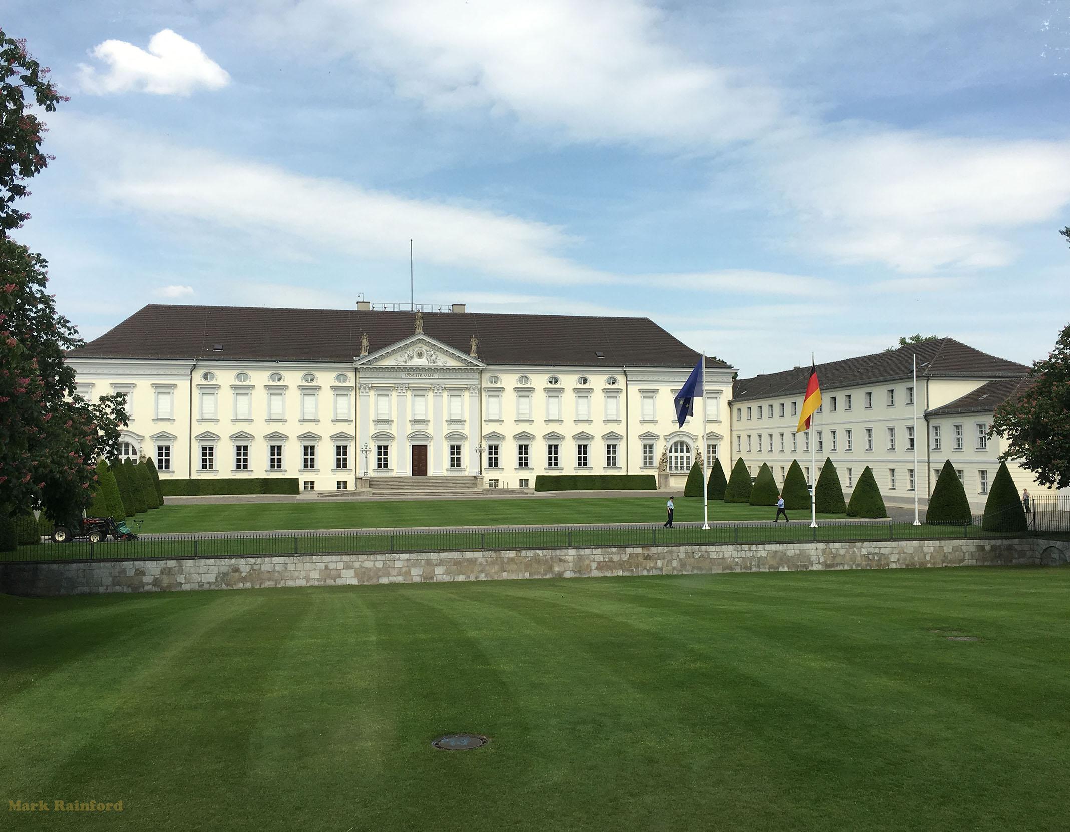 Berlin Germany Bellevue Palace