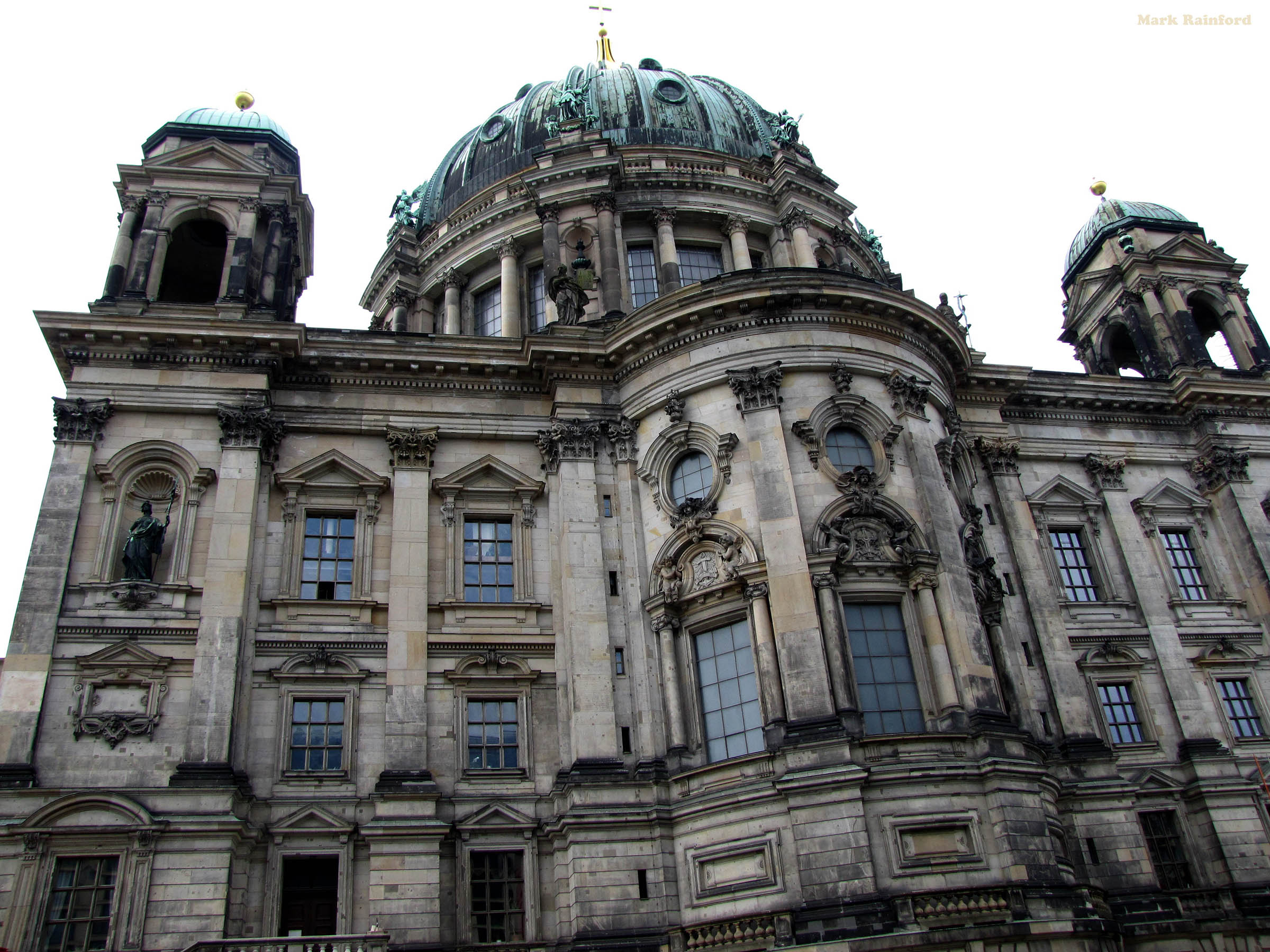 Berlin Germany Berlin Cathedral