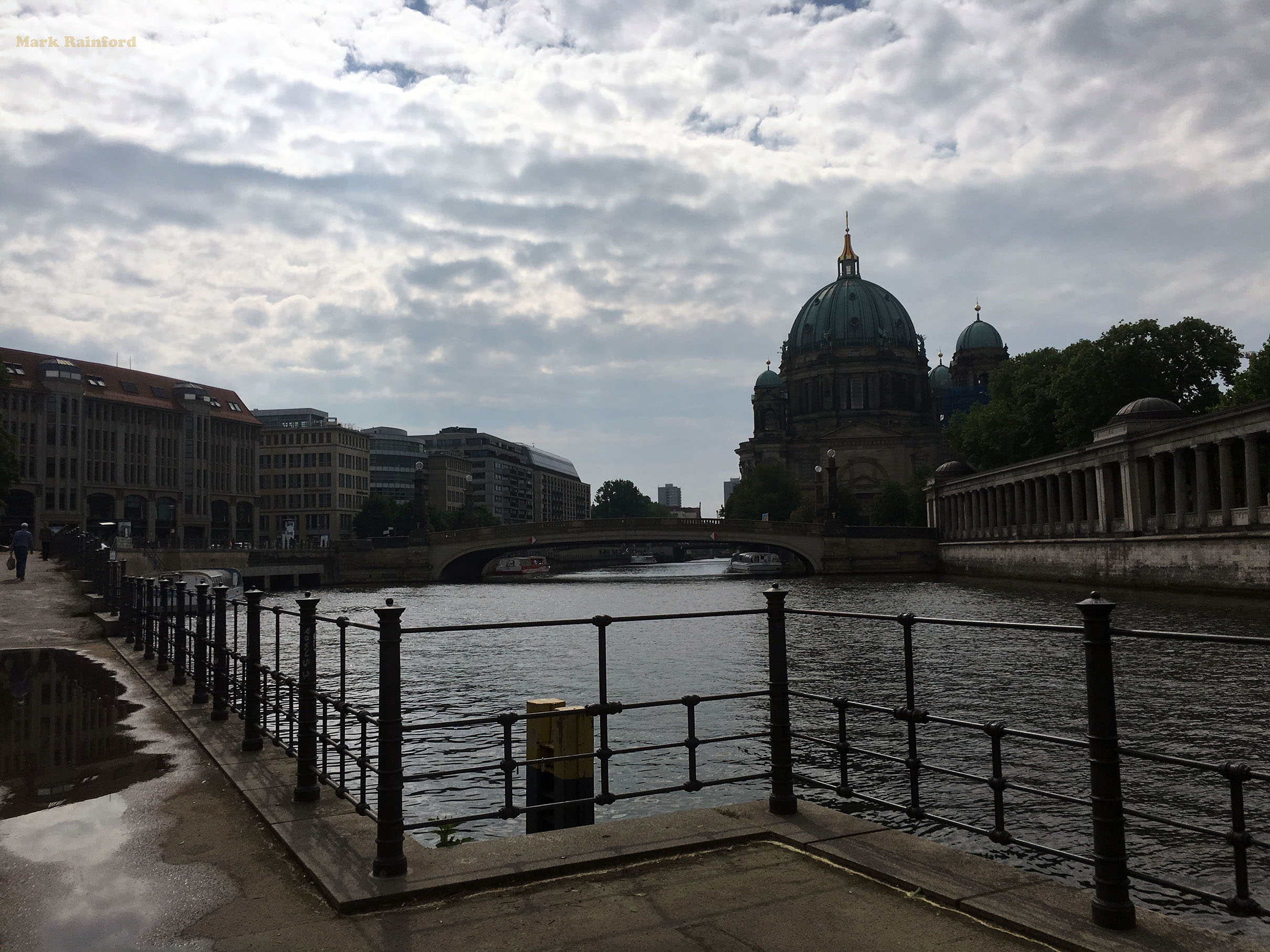 Berlin Germany Berlin Cathedral