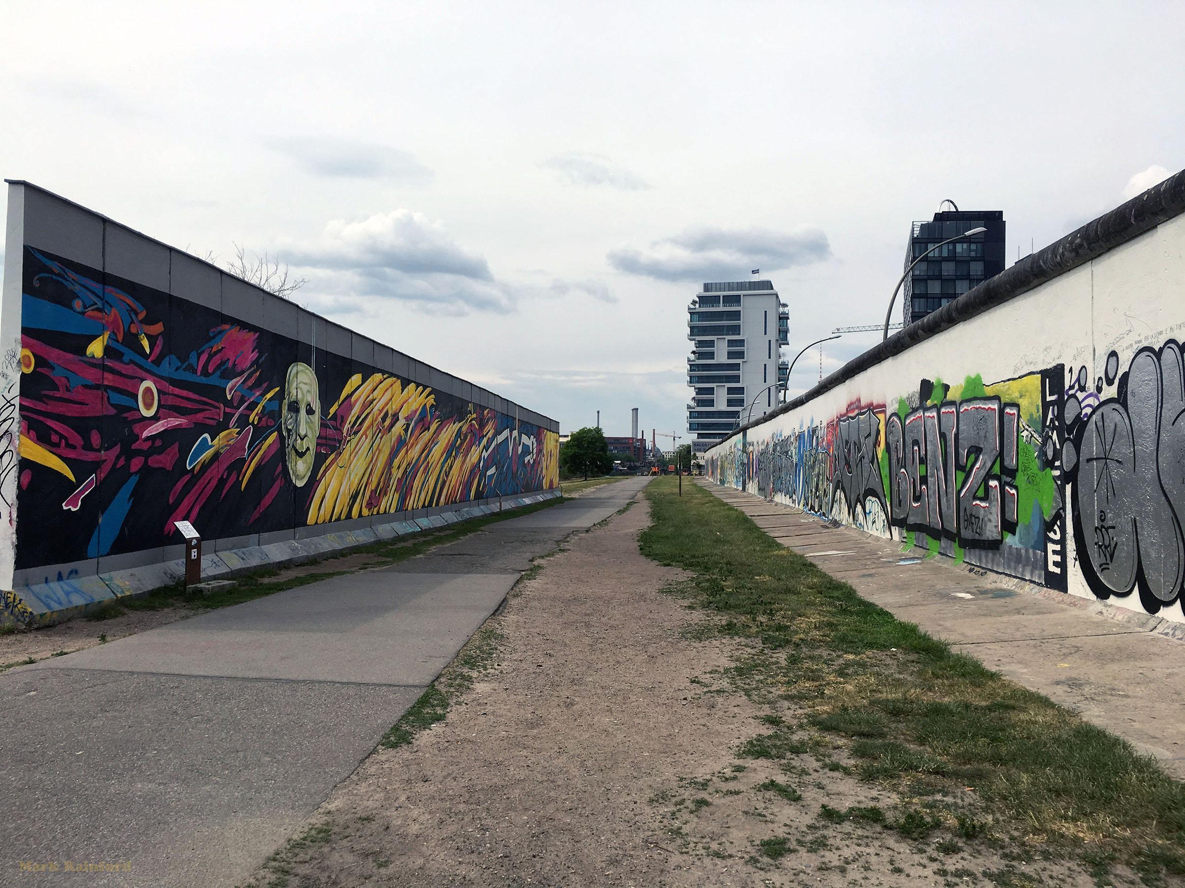 Berlin Germany East Side Gallery