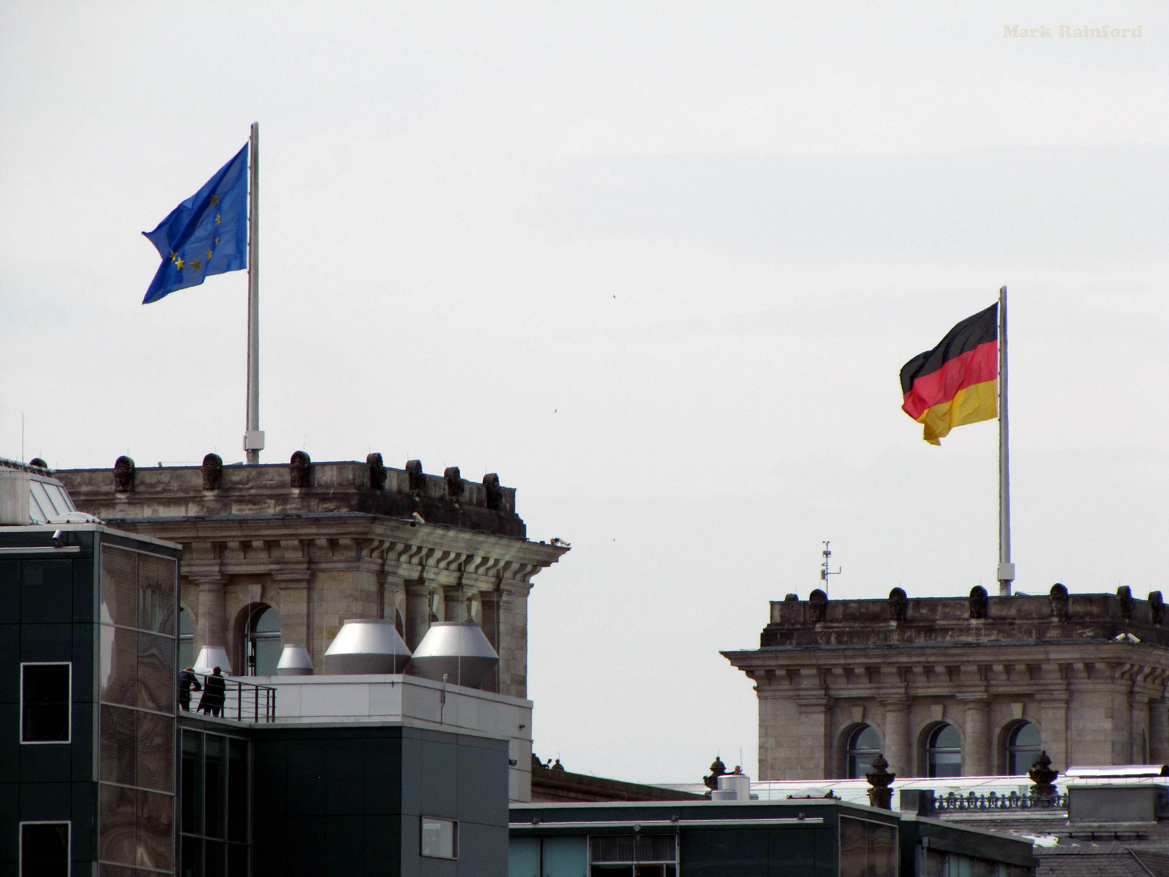 Berlin Germany Reichstag building
