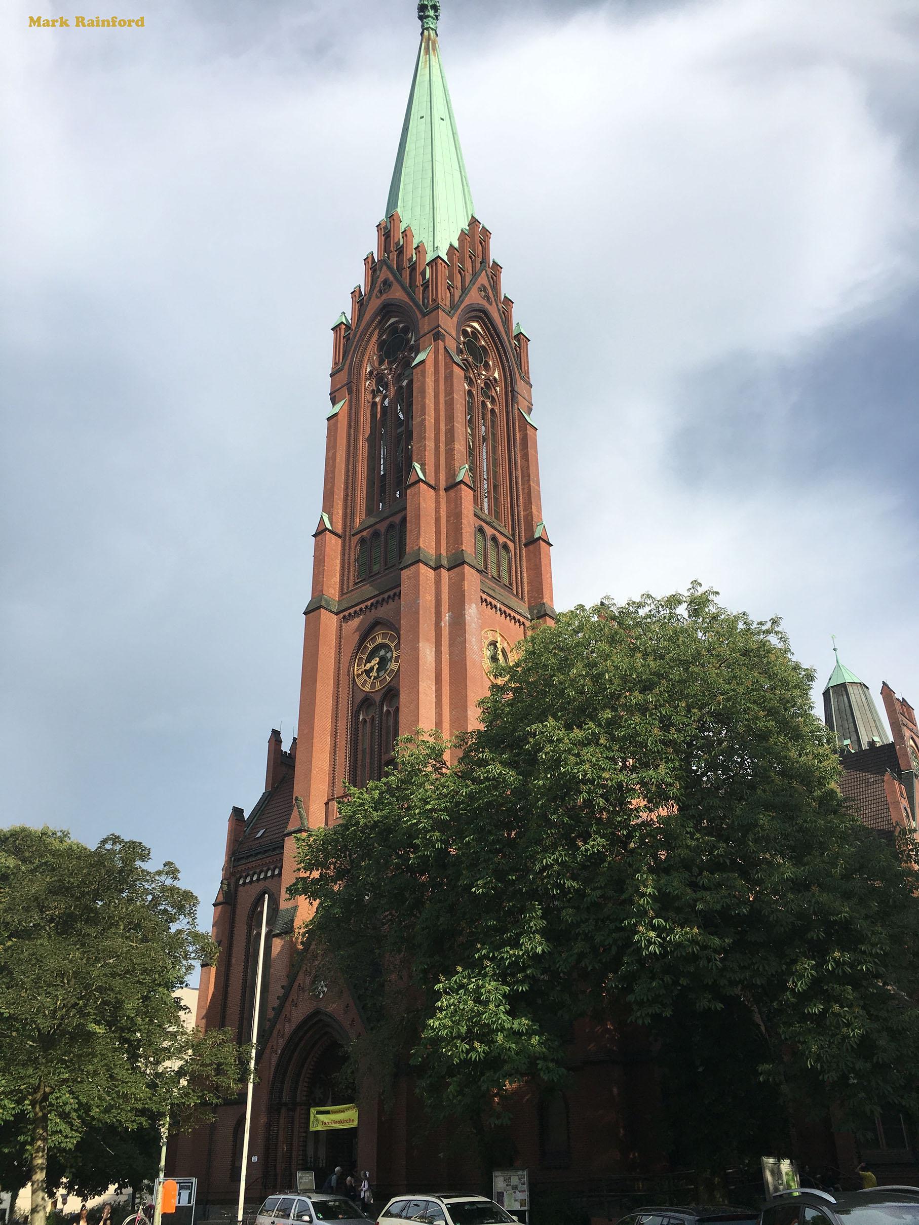 Berlin Germany Schöneberg