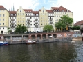 Berlin Germany River Spree