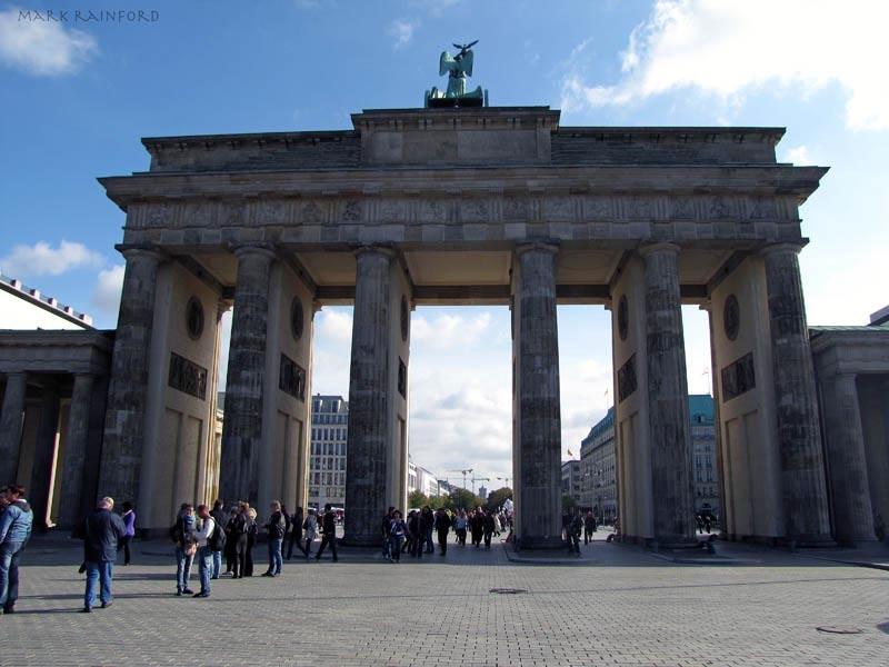 Brandenburg Gate / Brandenburger Tor