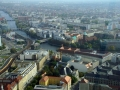 View From the Fernsehturm (TV Tower)
