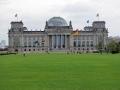 Reichstag building / Reichstagsgebäude