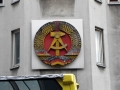 Checkpoint Charlie - DDR insignia