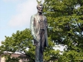 Old Calton Cemetery - Abraham Lincoln