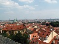 Czech Republic, Prague - Red Roofs