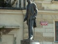 Czech Republic, Prague - Statue of Tomas masaryk