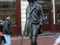 Dublin Ireland  - James Joyce Statue