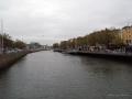 Dublin Ireland - River Liffey
