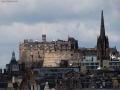 Edinburgh Castle, Arthurs Seat, Scotland, Edinburgh, Castle