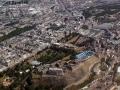 Edinburgh Castle From The Air