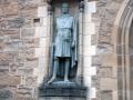 Robert the Bruce - Edinburgh Castle