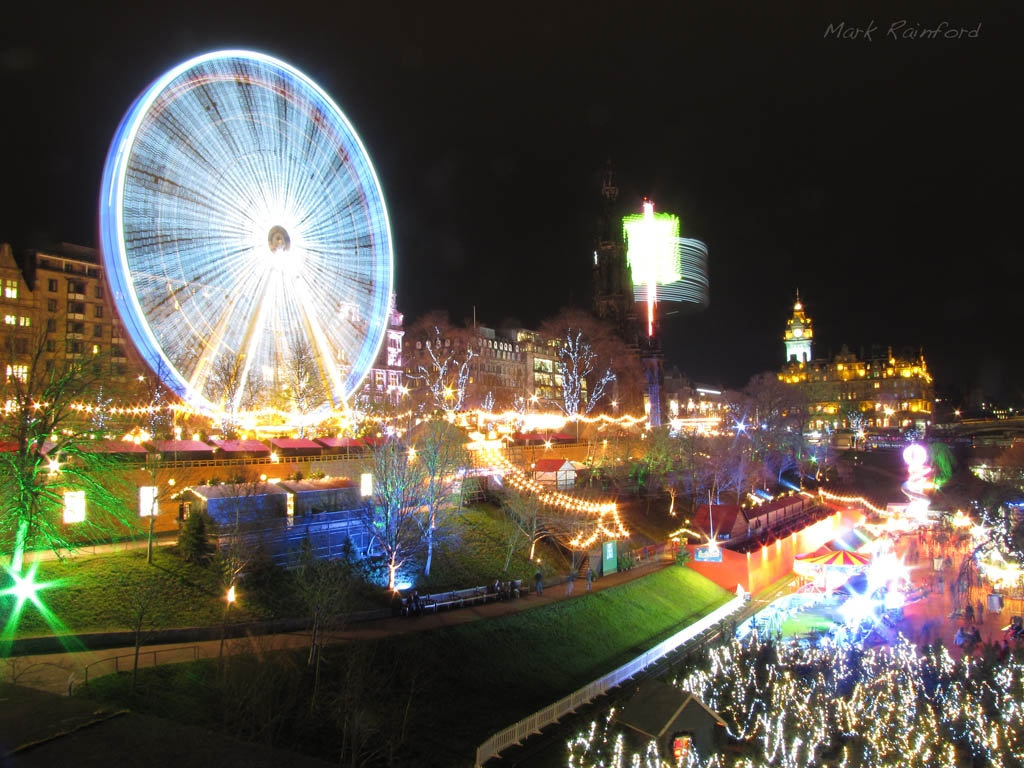 Edinburgh Christmas 2014