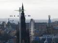 Edinburgh Christmas 2016 - Calton Hill