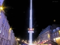 Edinburgh Christmas The Drop Tower 2017