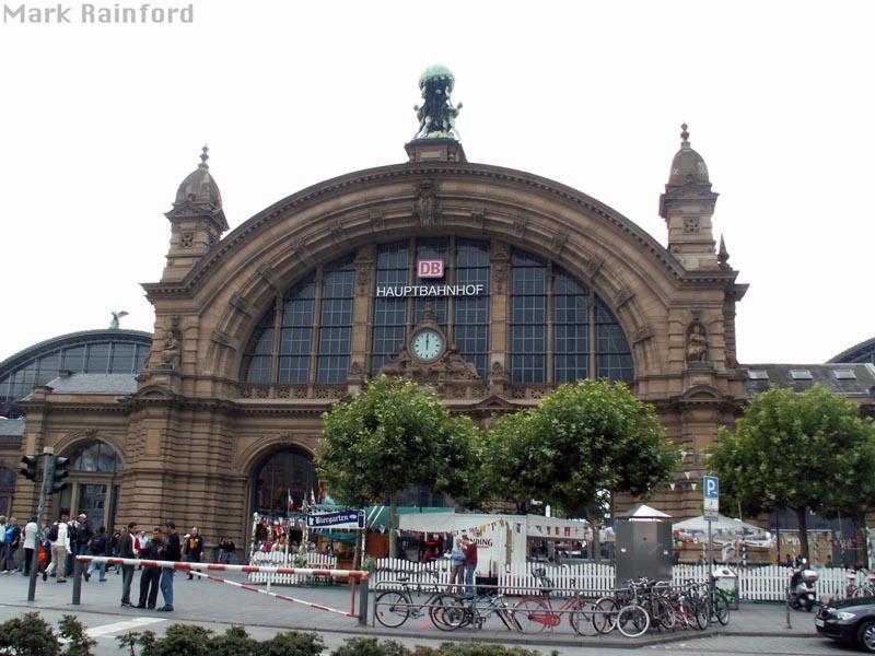Bahnhof Apotheke Von - Frankfurt am Main