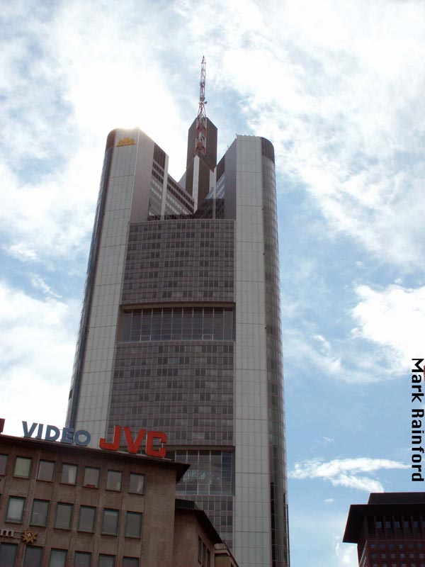 Frankfurt am Main - Commerzbank Tower