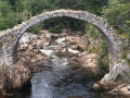 Carrbridge - old bridge of 1717