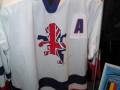 Toronto Hockey Hall of Fame - Britain