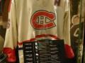 Toronto Hockey Hall of Fame - Montreal Canadiens