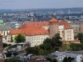 View From Kraków Balloon