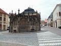 Kutná Hora, Czech Republic - Ancient Stone Fountain