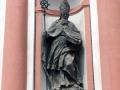 Kutná Hora, Czech Republic - Statue Church St John Nepomuk Kostel Svateho Jana Nepomuckeho