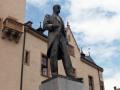 Kutná Hora, Czech Republic - Statue of Tomas masaryk